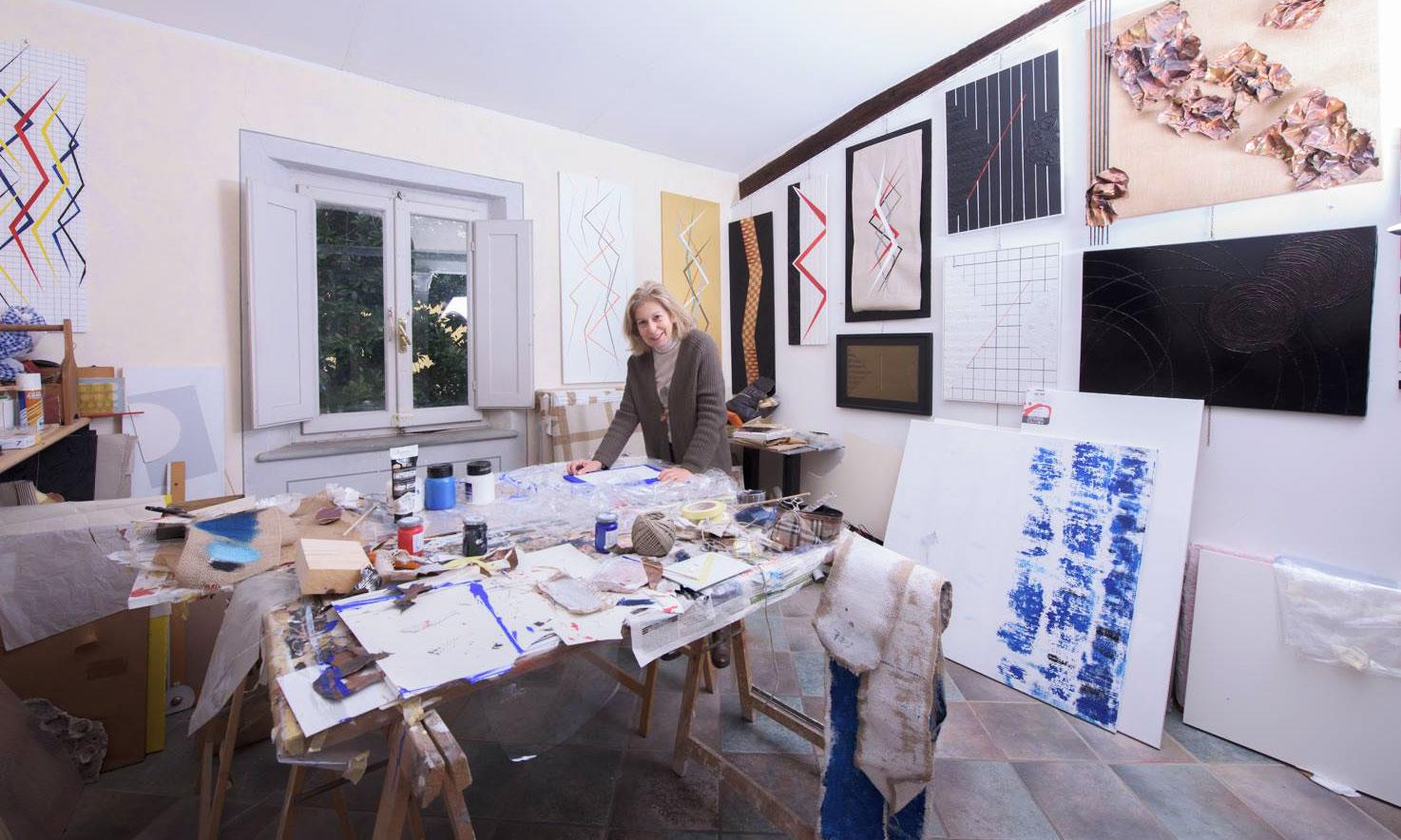 Silvia Percussi Artista